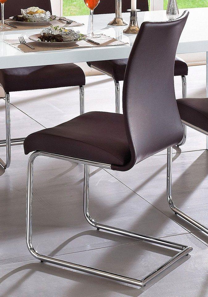 Steinhoff Stühle (2 oder 4 Stück) in braun