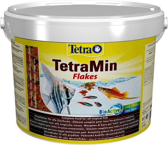 Tetra Fischfutter »Min Flakes«