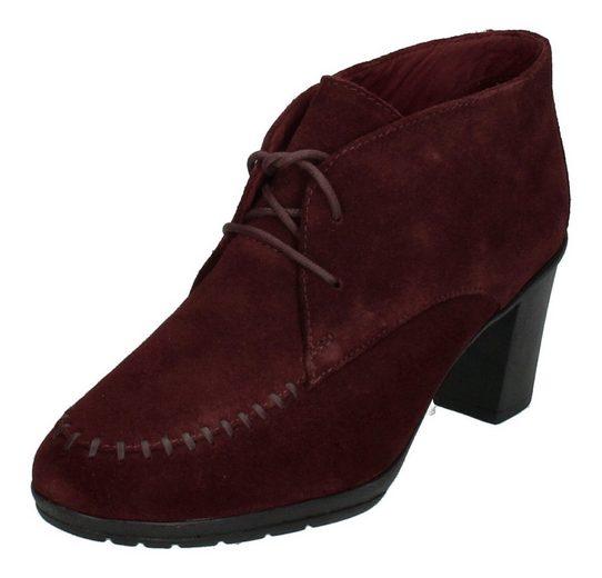 Scholl »ISSENIA 2.0 761170-50-18« Stiefel Bordeaux