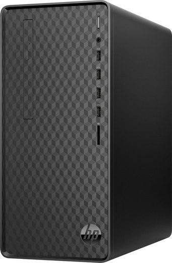HP M01-F1038ng PC (AMD Ryzen 5 4600G, Radeon Graphics, 8 GB RAM, 512 GB SSD, Luftkühlung)