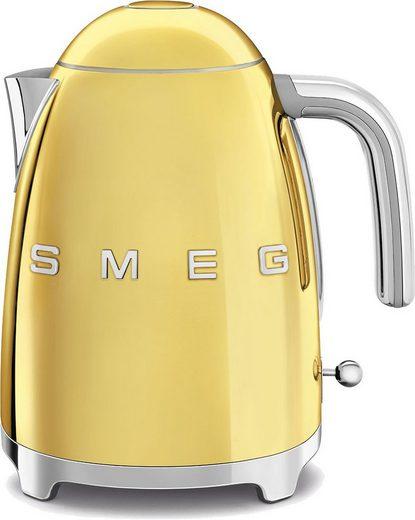 Smeg Wasserkocher KLF03GOEU, 1,7 l, 2400 W