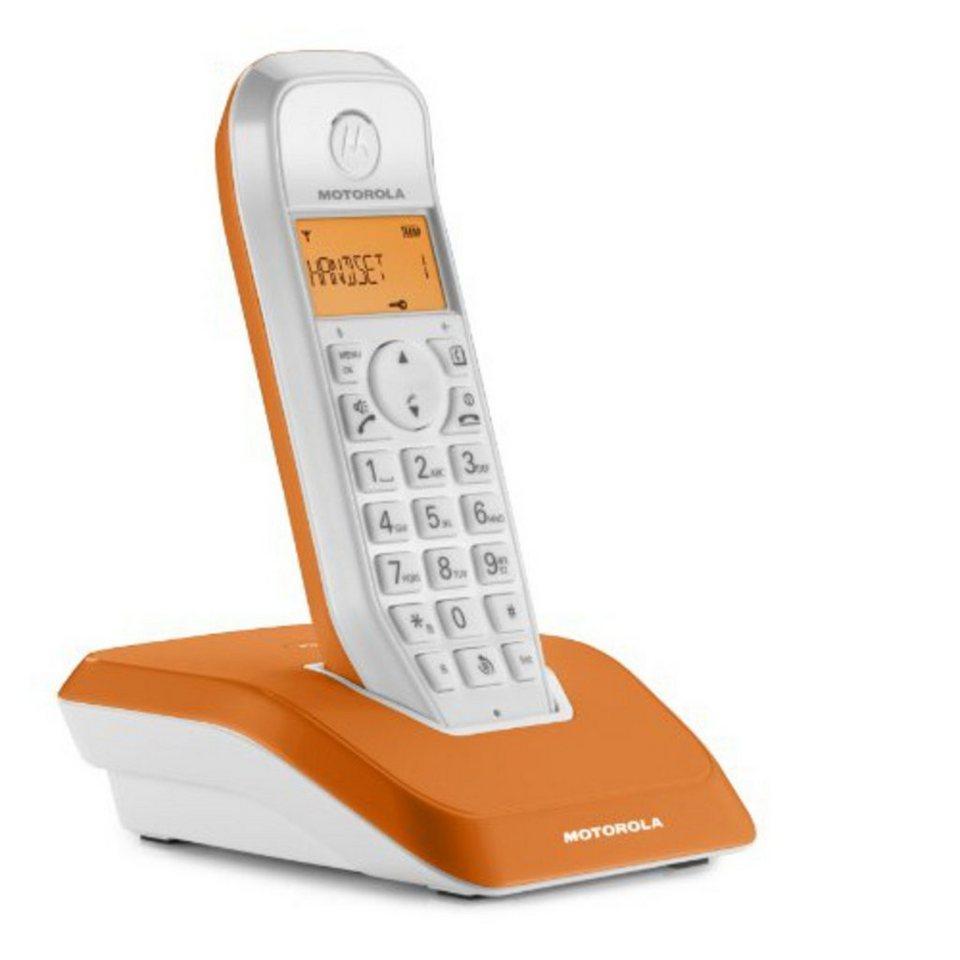 Motorola Telefon »STARTAC S1201 orange« in Orange
