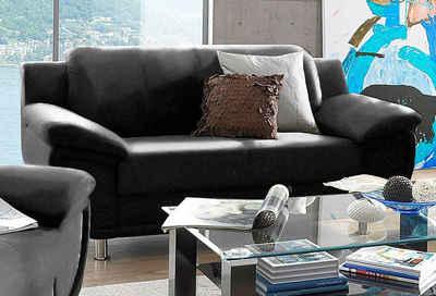 TRENDMANUFAKTUR 2-Sitzer, mit extra breiten Armlehnen, frei im Raum stellbar
