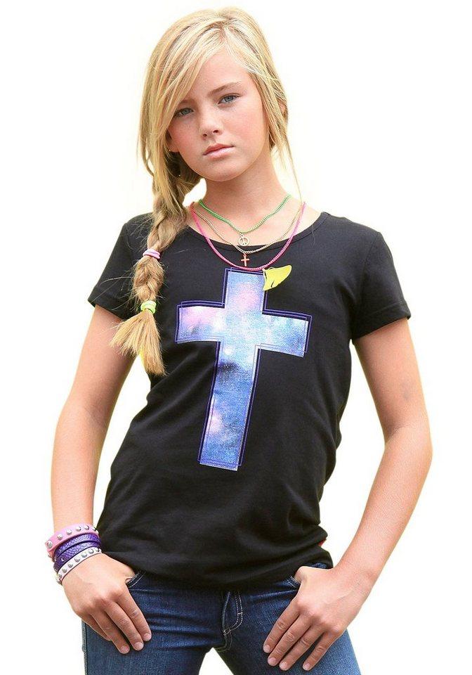 CFL T-Shirt in schwarz