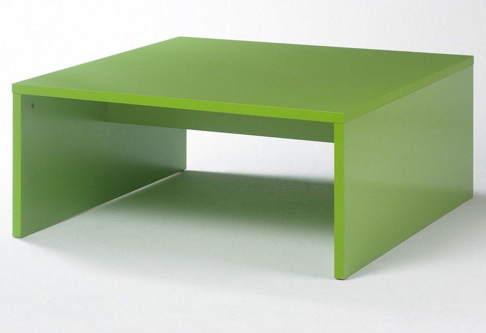 LC Couchtisch in grün