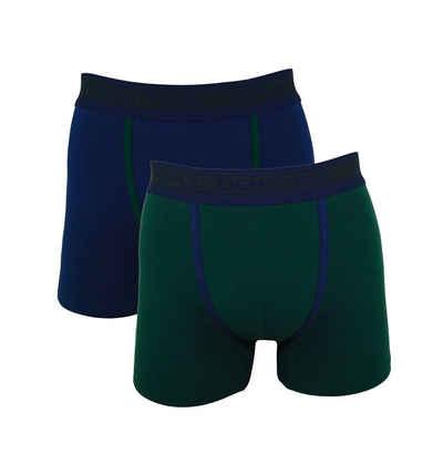 Replay Boxershorts »Logo & Contrast Piping« (2 Stück) in Box