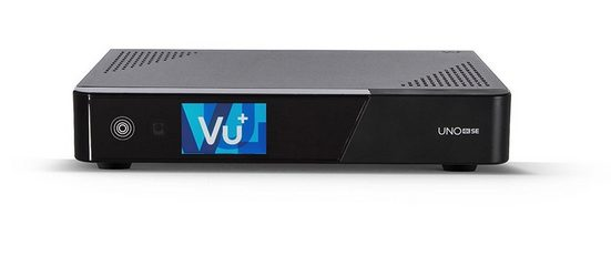 VU+ »VU+ Uno 4K SE 1x DVB-S2 FBC Twin Tuner Linux Recei« Satellitenreceiver