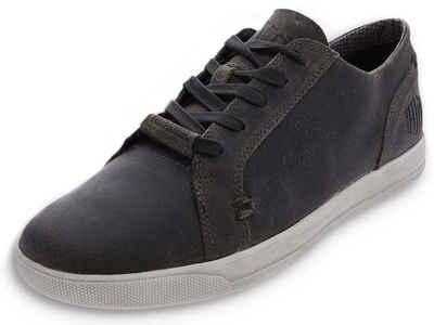 HARLEY-DAVIDSON »D96206 Herren Sneaker Grau« Sneaker