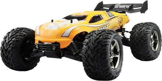 Amewi Modellauto »Amewi RC Modellbaufahrzeug AM10T Truggy M1:10 4WD«