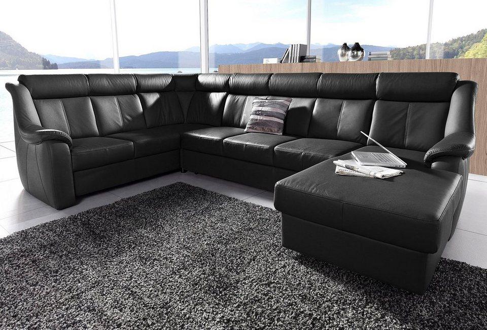 sit&more Wohnlandschaft, wahlweise mit Relaxfunktion online kaufen ...