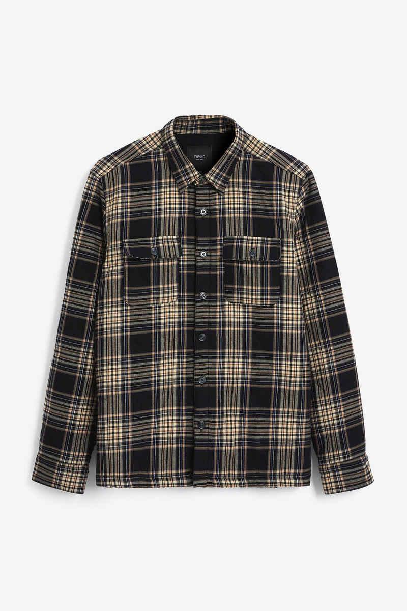 Next Outdoorhemd »Gesteppte Hemdjacke mit zwei Taschen« (1-tlg)