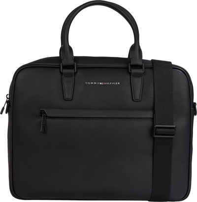Tommy Hilfiger Messenger Bag »TH METRO SLIM COMPUTER BAG«, mit integriertem Laptopfach