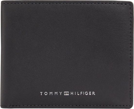 Tommy Hilfiger Geldbörse »TH METRO MINI CC WALLET«, aus weichem Leder