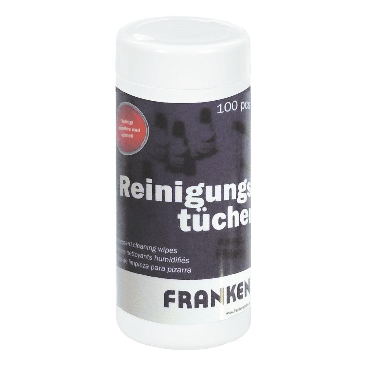 FRANKEN Reinigungstücher für Schreibtafeln »Z1920«