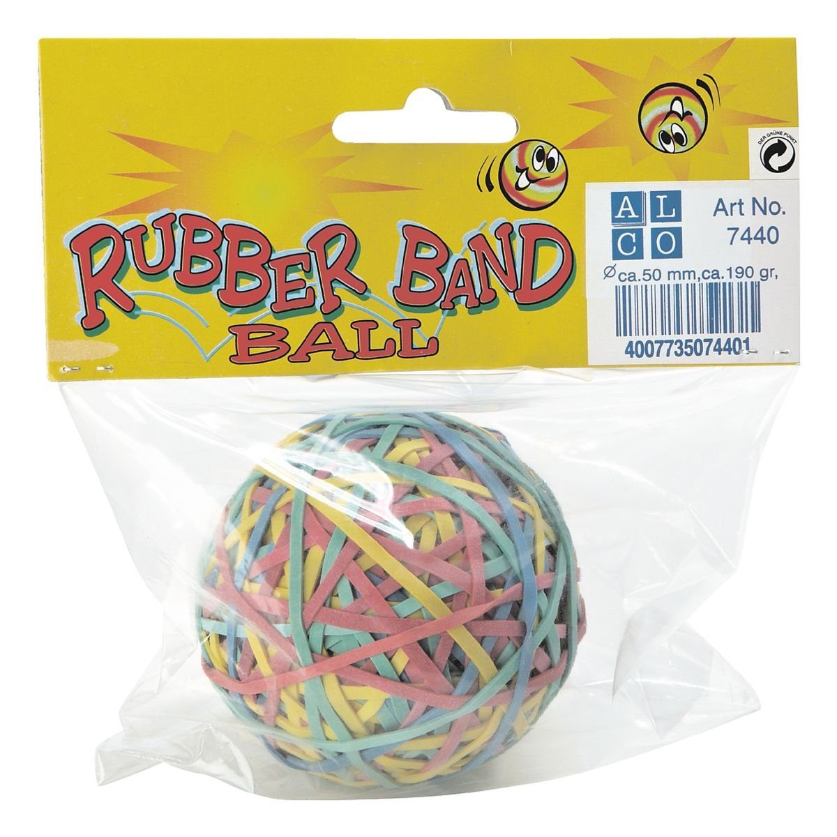 Alco Gummibänder Ball »Rubber Band Ball«