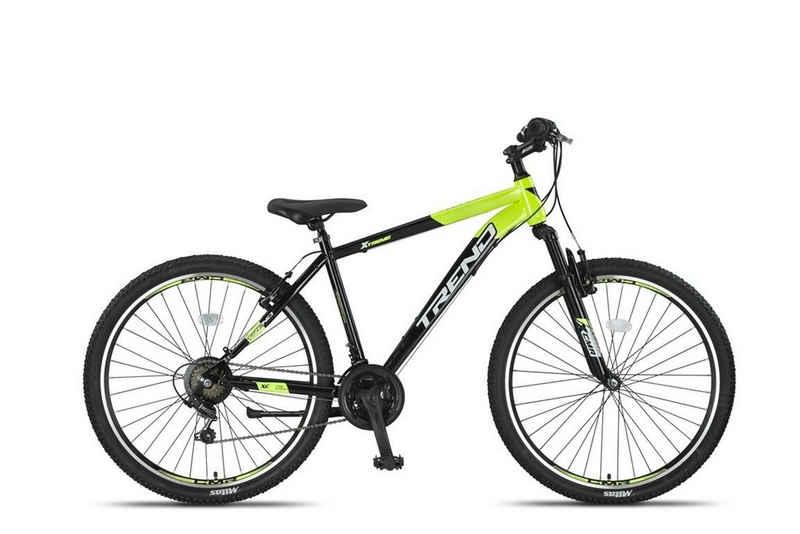 Altec Mountainbike »27,5 Zoll Mountainbike Altec Trend 21 Gänge«, 21 Gang, Kettenschaltung