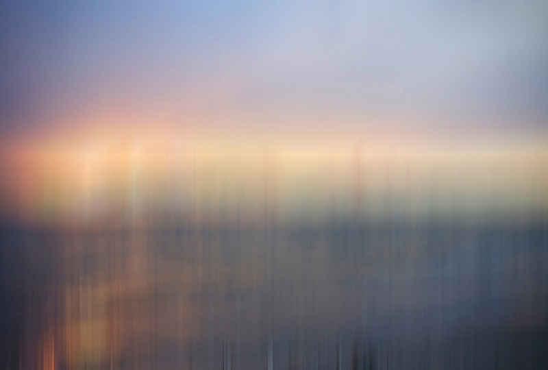 Architects Paper Fototapete »Atelier 47 Diffused Sundown 3«, glatt, abstrakt, (4 St)