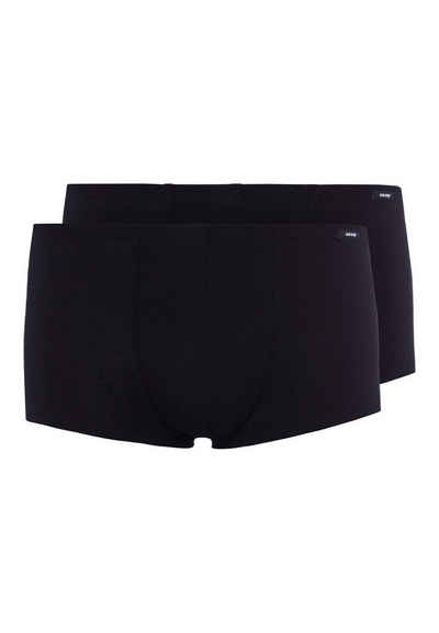 Skiny Boxer »Herren Boxer Shorts, 2er Pack - Pants, Shorts,«