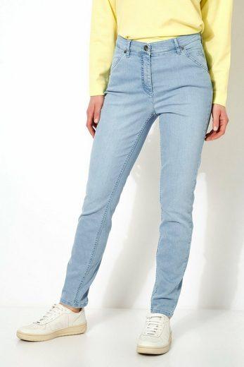 TONI Ankle-Jeans »Infinity Shape« mit höchster Bewegungsfreiheit