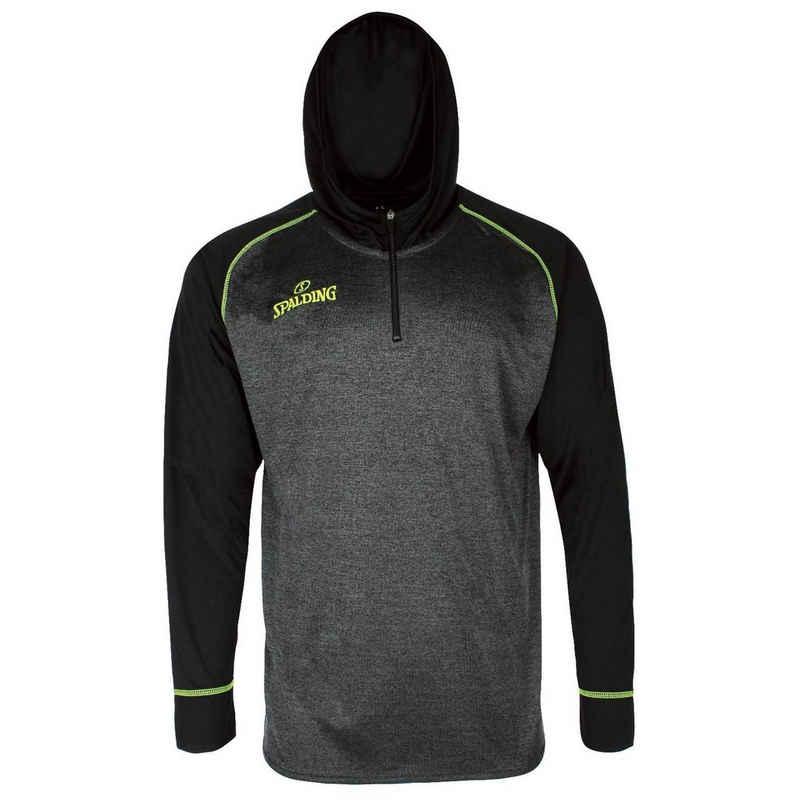 Spalding Longsweatshirt »Street Hooded«