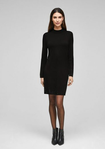 s.Oliver BLACK LABEL Jerseykleid