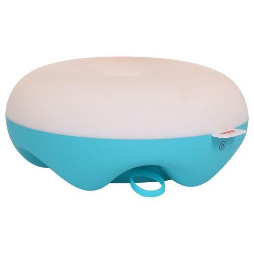 click-licht LED Tischleuchte »LED Akkuleuchte Catching Light in Blau und Weiß«, Tischleuchte, Nachttischlampe, Tischlampe