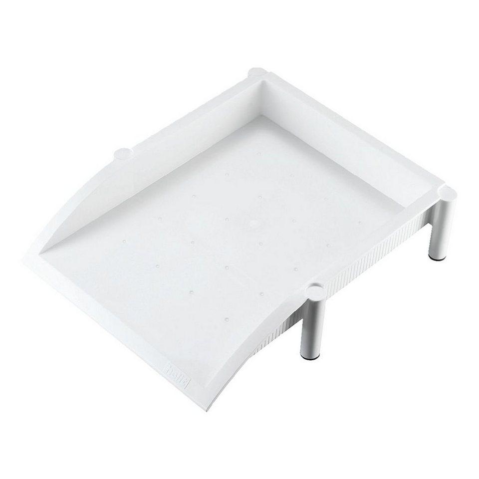 Helit Briefkorb »Linear« in weiß