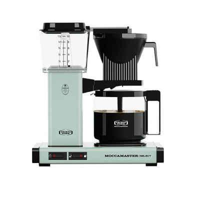 Moccamaster Filterkaffeemaschine Kaffeemaschine KBG Select