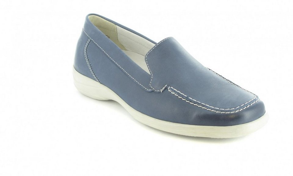 Semler Slipper in Blau