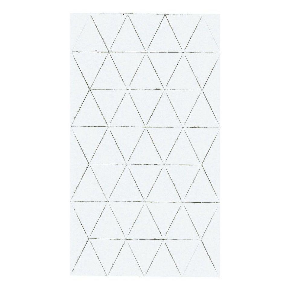 Franken Magnetplättchen in weiß