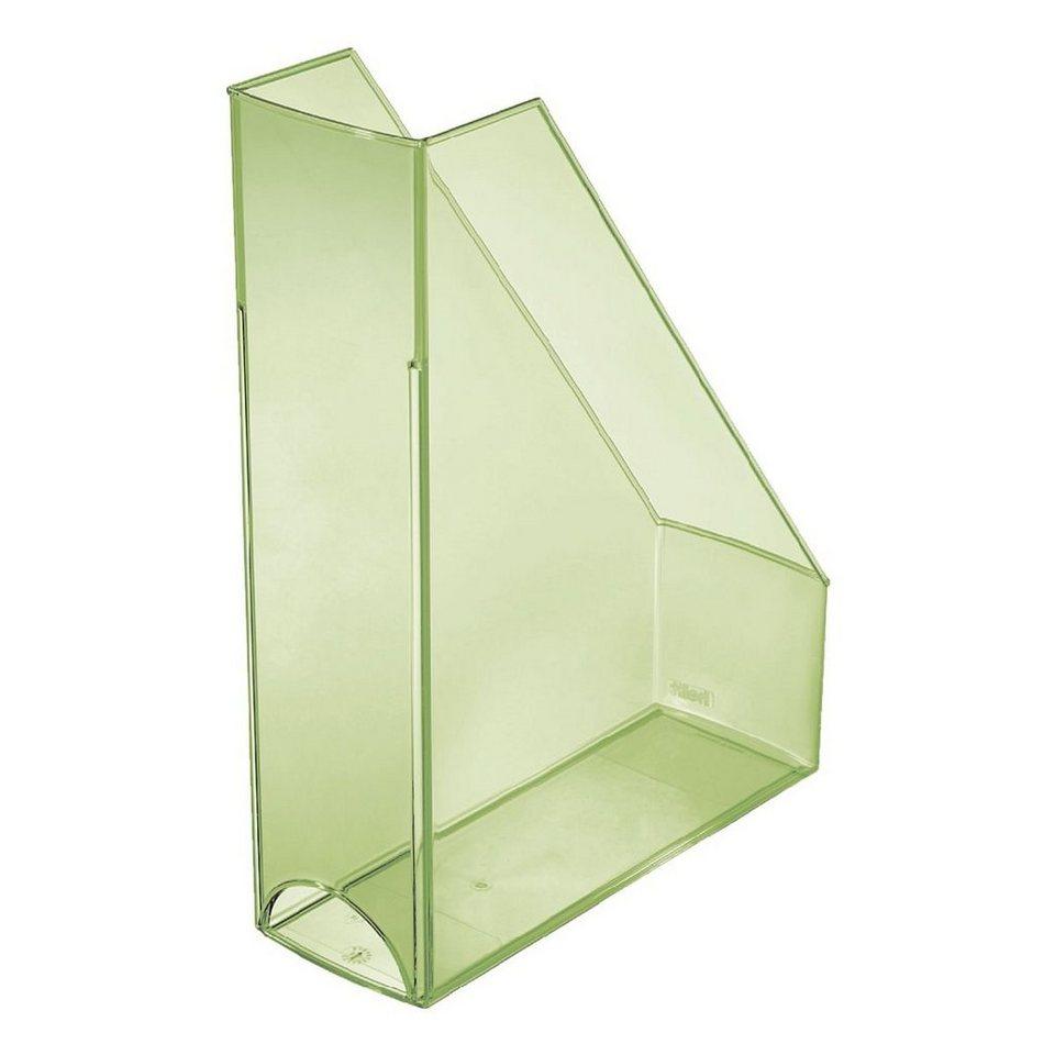 Helit 2er-Pack Stehsammler in grün