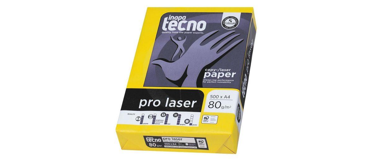 Inapa tecno Multifunktionales Druckerpapier »Pro Laser«