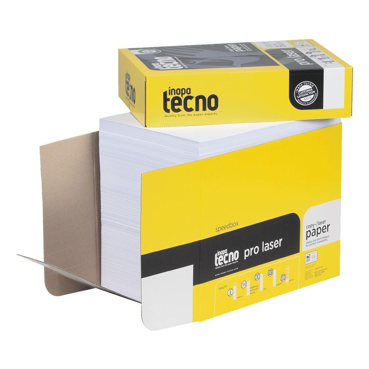 Inapa tecno Öko-Box Multifunktionales Druckerpapier »Pro Laser...
