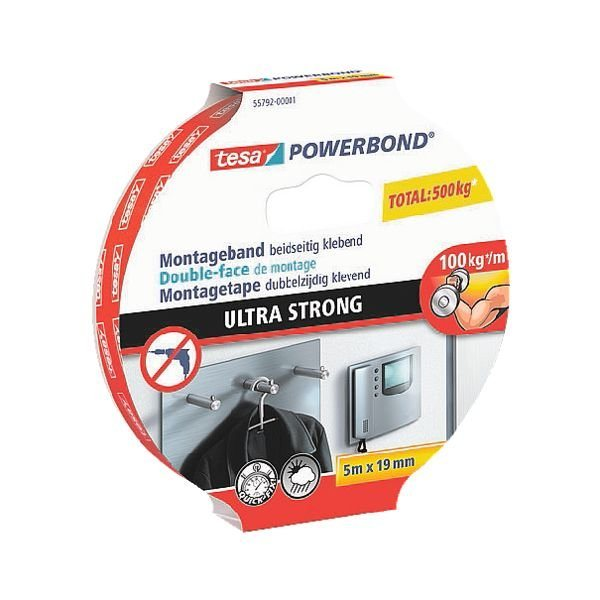 tesa Montageband »Powerbond Ultra Strong«