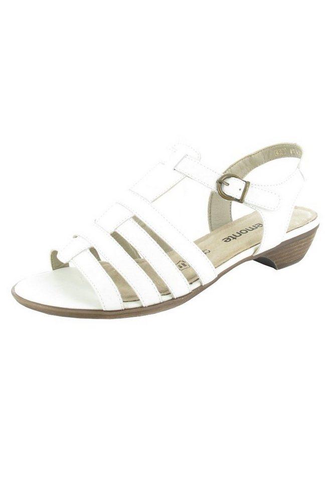 Remonte Sandaletten in Weiß