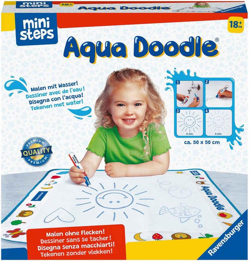 Ravensburger Kreativset »ministeps® Aqua Doodle®«, Made in Europe; FSC® - schützt Wald - weltweit