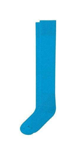 Erima Stutzen (1-Paar) Unisex Socken Stutzen Stutzenstrumpf Fussball Fußballstutzen Socks blau
