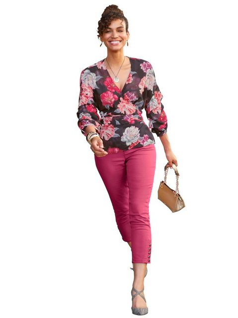 Hosen - Inspirationen 7 8 Hose › rosa  - Onlineshop OTTO