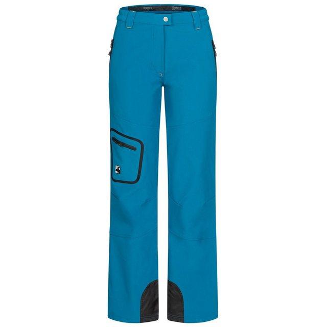 Hosen - DEPROC Active Softshellhose »STERLING WOMEN« auch in Großen Größen erhältlich › blau  - Onlineshop OTTO