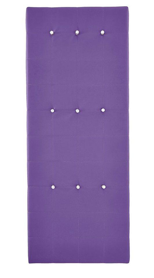 Garderobenpaneel, Home affaire in lila