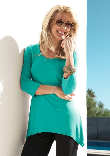 Ambria Longshirt im modischem Look