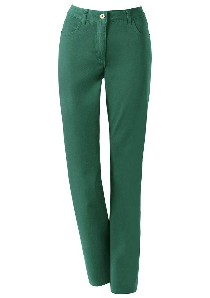 Hose in grün