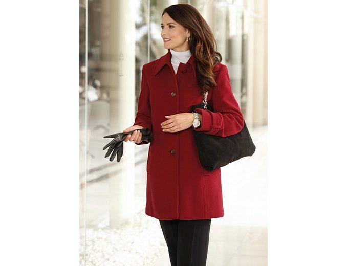Wega Fashion Woll-Jacke mit Kaschmir-Anteil Billig Verkauf Angebote Auslass Besuch Günstig Kaufen Besten Laden Zu Bekommen Billig Verkauf Footlocker Billig Verkauf Finden Große LbjLcRAIo