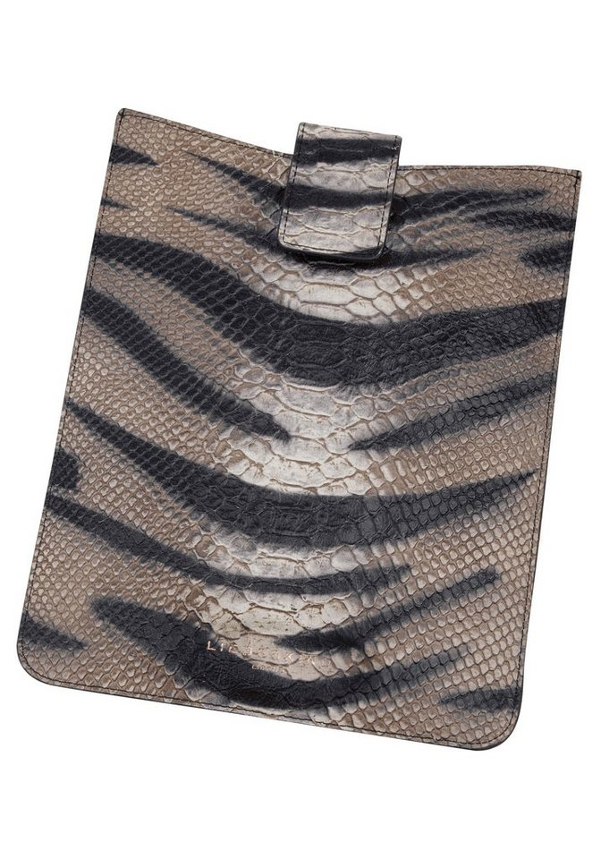 Liebeskind Laptoptaschen »Gracia« in schwarz/weiß