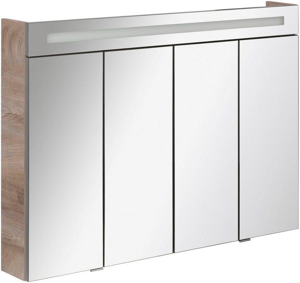 FACKELMANN Spiegelschrank »Twindy«, Breite 15 cm, 15 Türen online kaufen   OTTO
