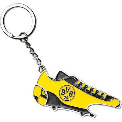 Borussia Dortmund Schlüsselanhänger »BVB-Schlüsselanhänger mit Einkaufschip & Öffner«