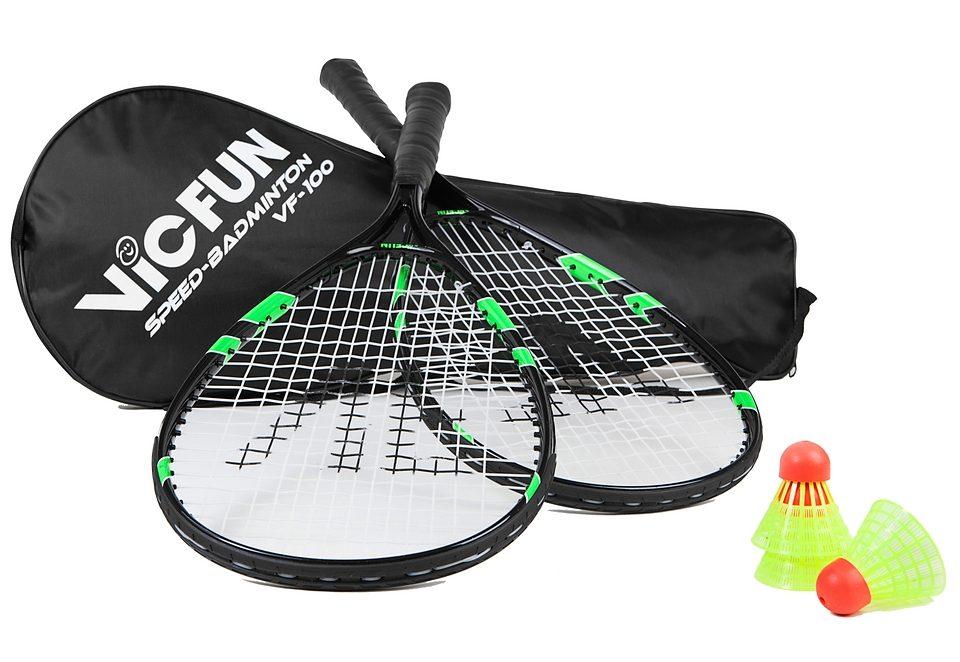 Speed Badminton Set, VICFUN, »100«