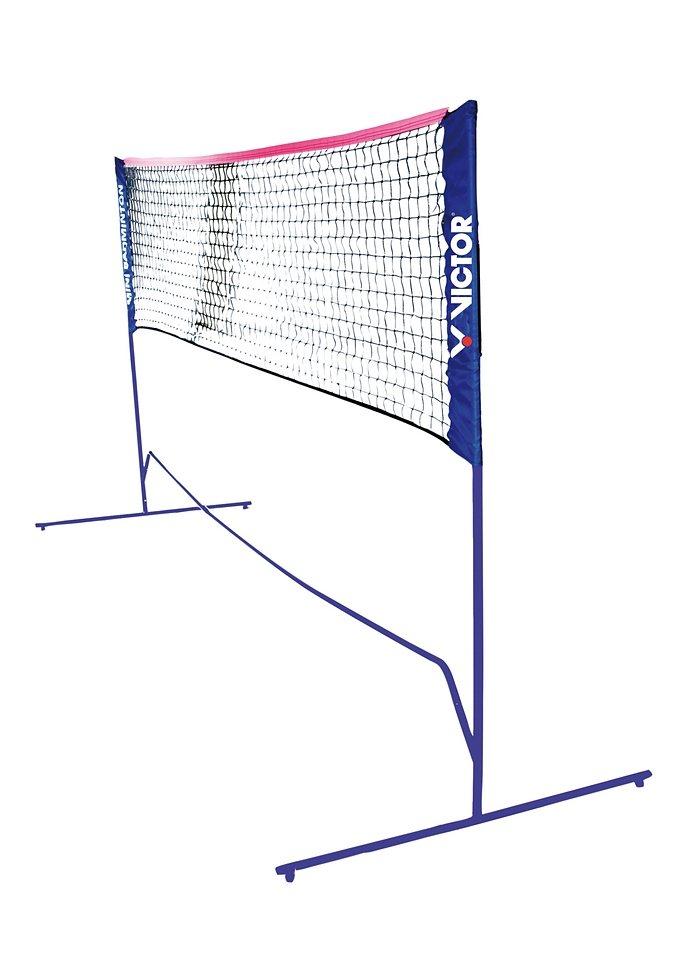 Badminton Netz, Victor, »Mini Badminton Netz« in blau