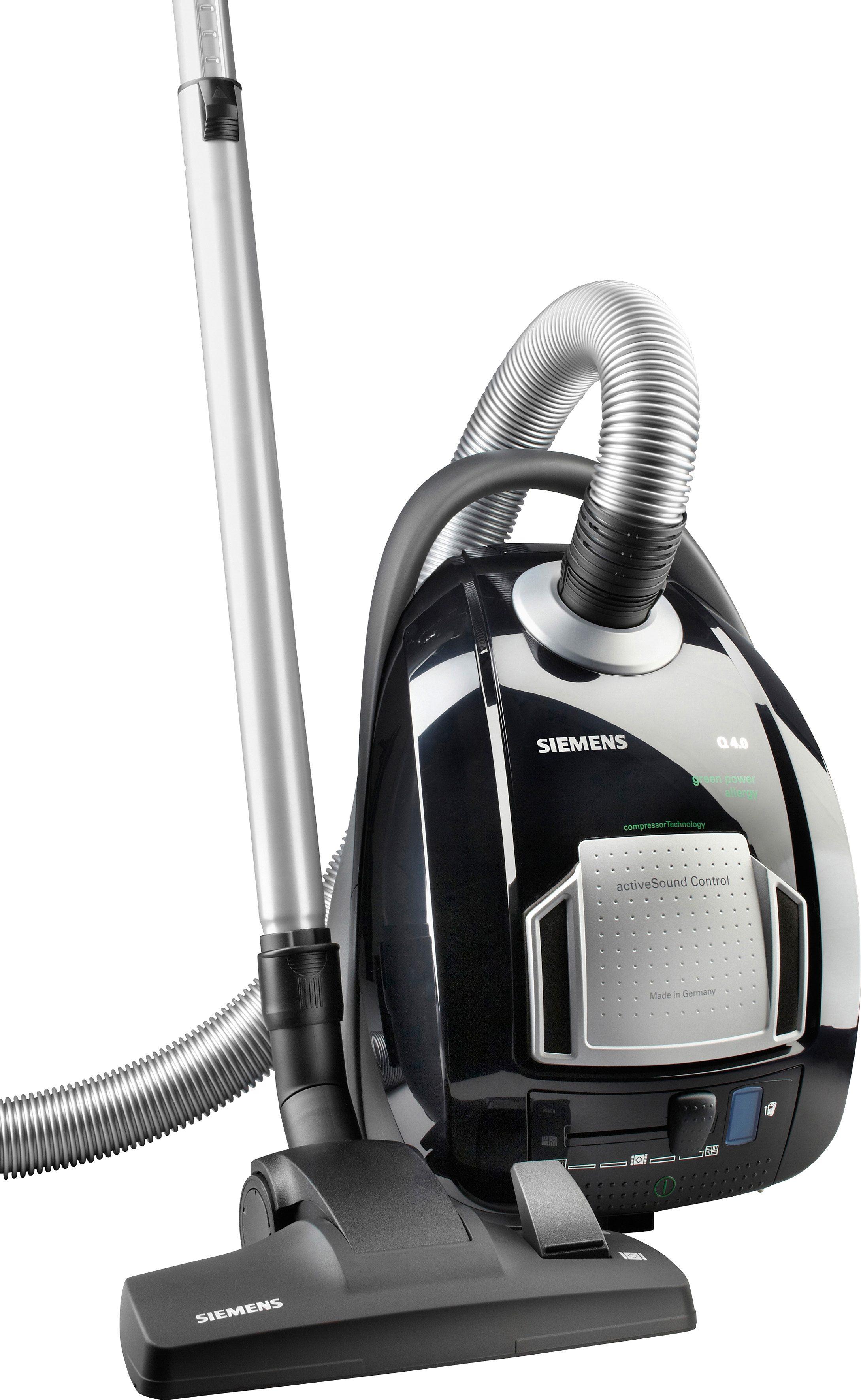 Siemens Staubsauger VSQ4GP1264 Q 4.0 green power allergy, made in Germany