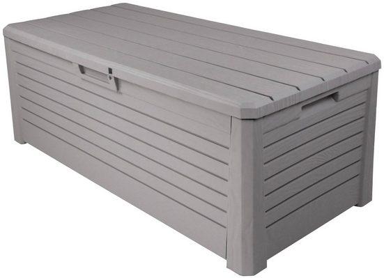 ONDIS24 Auflagenbox »Florida«, 147 x 71 x 60, 550 Liter, Kunststoff